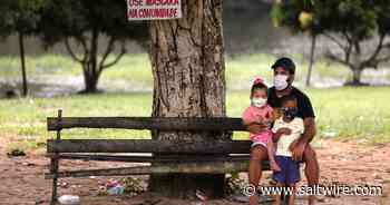 Brazil reports 73,295 new coronavirus cases, 2,811 deaths - SaltWire Network