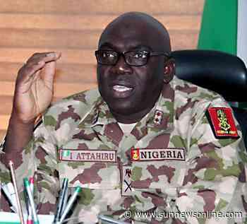 Insurgency: COAS renames Operation Lafia Dole to Operation Hadin Kai (OPHK) – The Sun Nigeria - Daily Sun