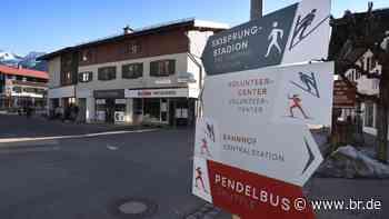 Oberstdorf freut sich auf WM 2026 - Garmisch hat Konkurrenz - BR24
