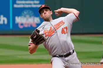 John Means throws 1st career no-hitter; O's shut out M's 6-0