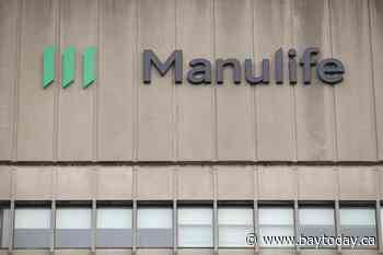 Manulife core earnings surge in Q1 on contribution from higher new business