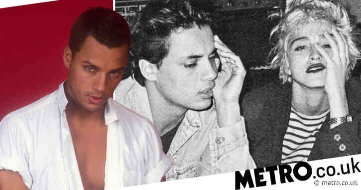 Heartbroken Madonna pays tribute as protégé Nick Kamen dies aged 59: 'You suffered too much'