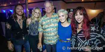 Maggie Rose Joined Onstage By Bill Murray At Caddyshack Charity Golf Event [Photos/Videos] - Live for Live Music