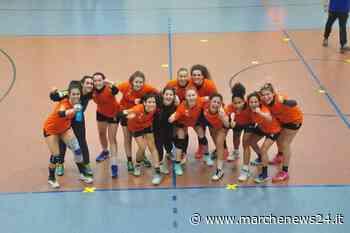 Pallamano Chiaravalle, esperienza positiva per l'Under 20 femminile nella Youth League nazionale - Marche News 24
