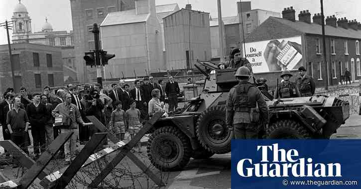 RUC erred at Troubles' dawn by firing on flats from armoured cars