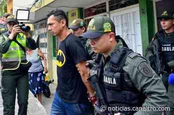 En Sabana de Torres capturan a un hombre por el presunto secuestro de una mujer - Canal TRO