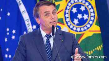 Brazil's Bolsonaro Floats Conspiracy Theory That Coronavirus May Be 'Biological Warfare' - Forbes