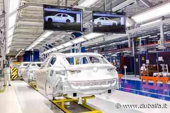 Alfa Romeo: tanta cassa integrazione a Cassino nel mese di maggio - ClubAlfa.it - ClubAlfa.it