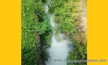 Cassinate – Il colore delle acque: bianca a Cassino rossa a Sant'Elia Fiumerapido. La battaglia degli ambientalisti - RadioCassinoStereo