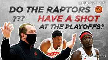 Do the Toronto Raptors still have a shot at the playoffs?