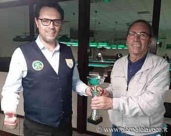 BILIARDO. Valerio Antonielli porta il titolo provinciale di Terza Categoria al Borgonuovo - giornalelavoce