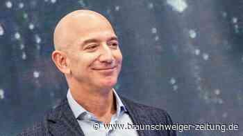 Onlinehändler: Bezos verkauft Amazon-Aktien für fast zwei Milliarden Dollar