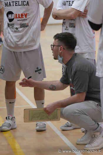 La Vigor Matelica si ferma contro Pescara. Le parole di uno scatenato coach Cecchini - Serie C Gold Girone Marche-Abruzzo - Basketmarche.it