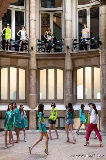 Custo Barcelona SS21 monta una summer party en La Pedrera - Neo2 Magazine