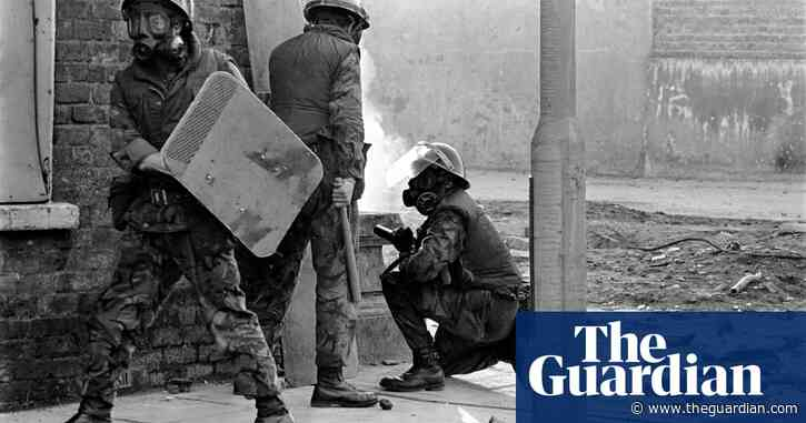 Anger at plans for ban on Troubles-era British army prosecutions