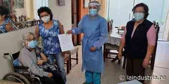 5 vacunamóviles recorrerán el distrito de Trujillo para vacunar a mayores de 80 años con discapacidad - La Industria.pe