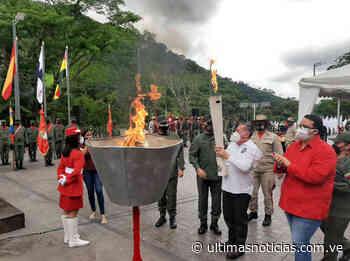 Trujillo recibió con alegría la antorcha libertaria bolivariana - Últimas Noticias