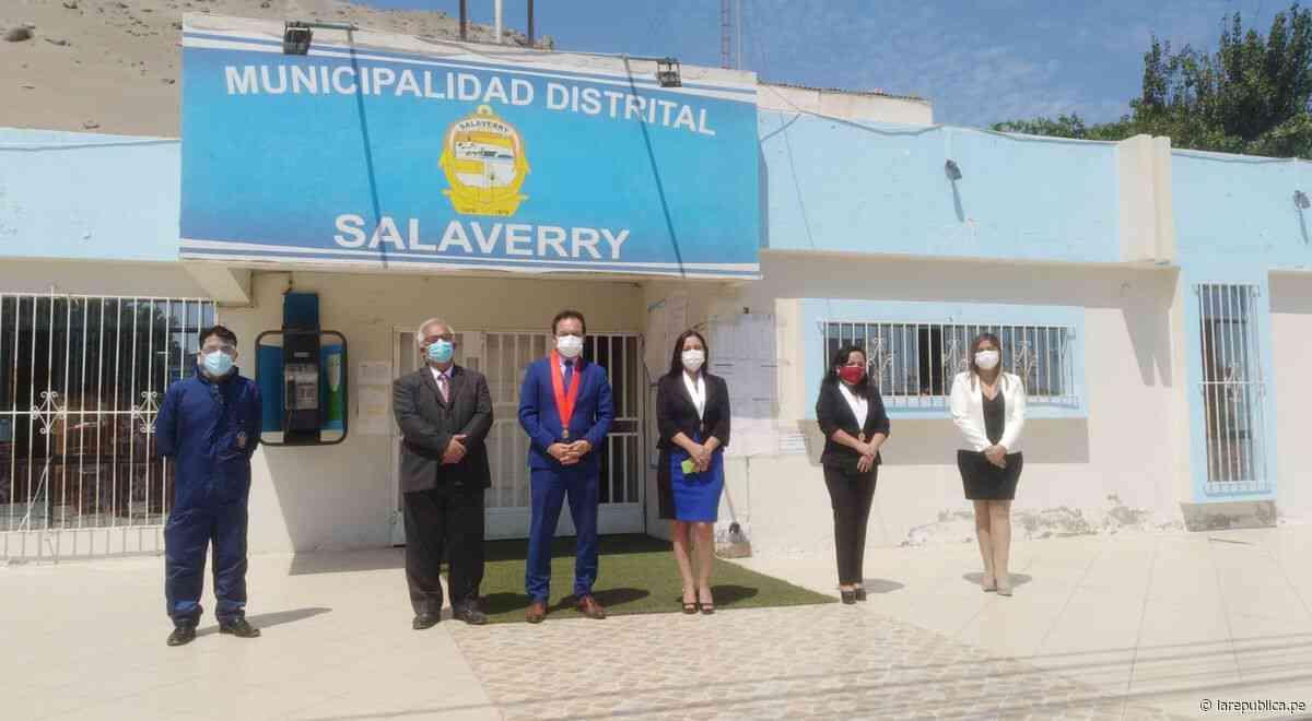 Trujillo: lanzan aplicativo Botón de Pánico en el distrito de Salaverry - LaRepública.pe