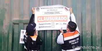 MPT clausura dos almacenes en urb. La Rinconada por inseguros - La Industria.pe