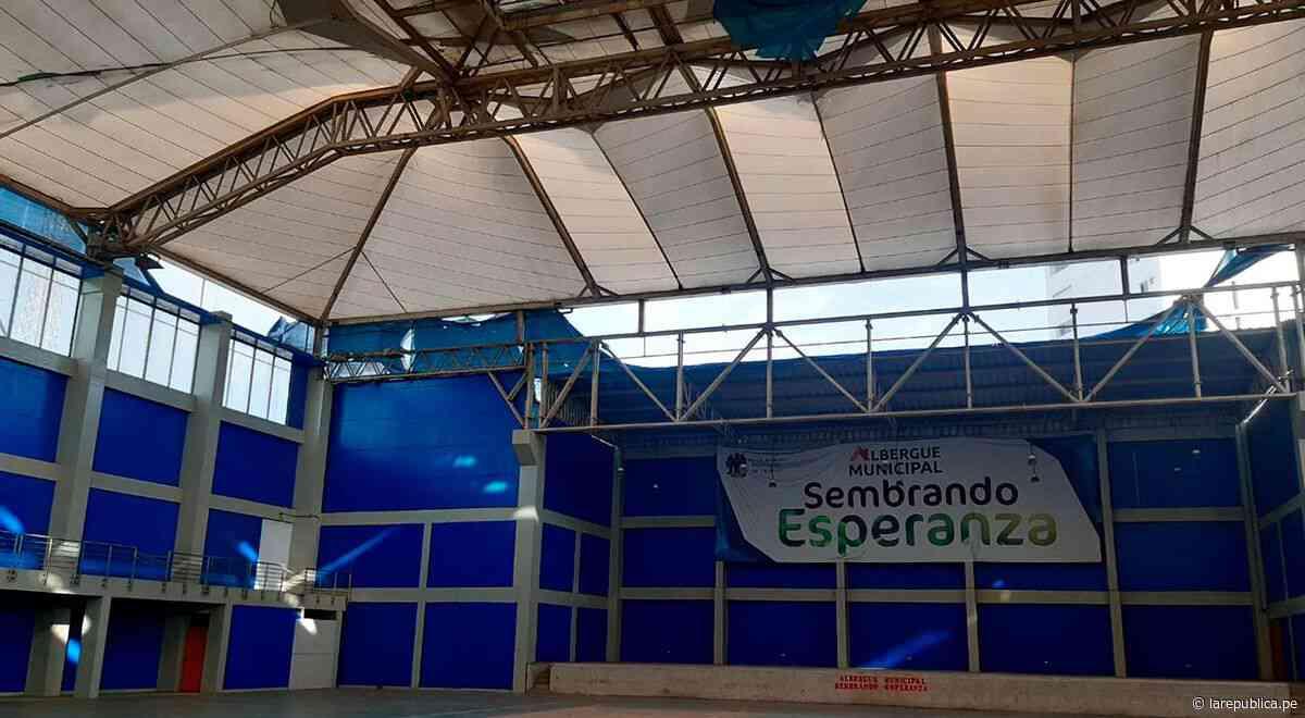 Municipio de Trujillo aún no habilita centro de aislamiento temporal - LaRepública.pe