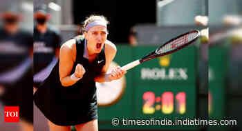 'Calm' Petra Kvitova edges closer to fourth Madrid Open title, Grigor Dimitrov out - Times of India