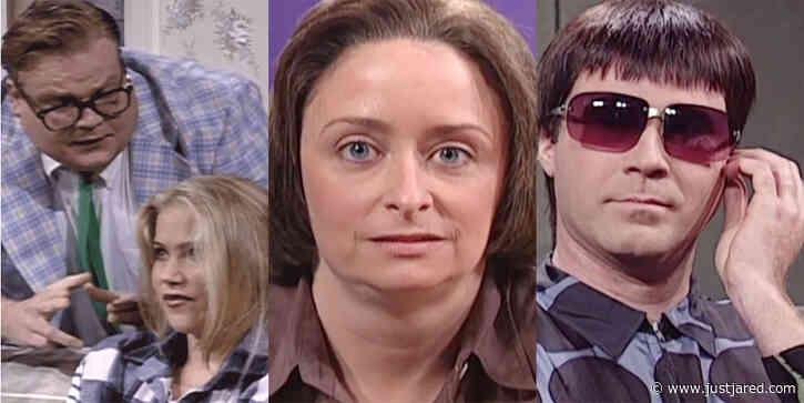 'Saturday Night Live' Stars Who Broke Character During Skits