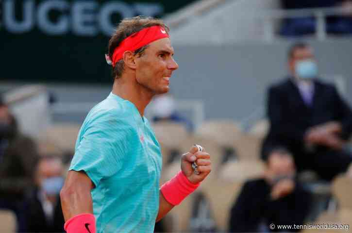 Rafael Nadal: 'That is the main issue, more than about the preparations'