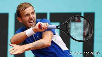 Madrid Open: Dan Evans & Rafael Nadal win, Ashleigh Barty beats Petra Kvitova