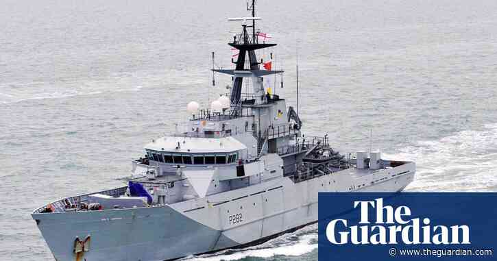 UK sends navy vessels to Jersey amid post-Brexit fishing row with France