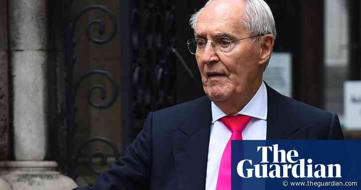Sir Frederick Barclay ordered to pay estranged wife £100m