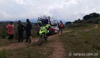 Cinco personas atrapadas deja inundación en una mina en Amagá - Caracol Radio