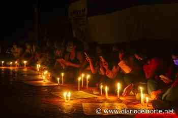 Velatón en Dibulla: protestas de jóvenes universitarios para rechazar políticas del Gobierno nacional - Diario del Norte.net