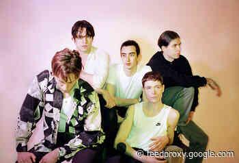Elias of Iceage discusses the band's new LP, 'Seek Shelter,' letting go & more