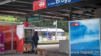 Bahnhof Bruggen auf der Abschussliste? SBB, Stadt und Kanton widersprechen Befürchtungen - St.Galler Tagblatt