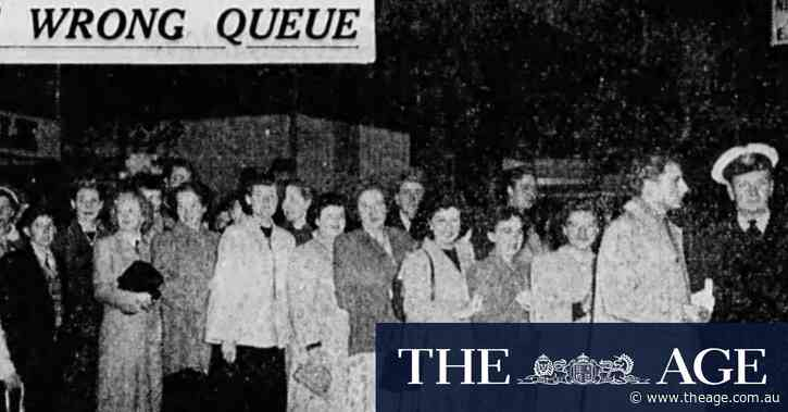 From the Archives, 1951: Today is Melbourne's Q Day!