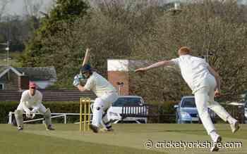 Two-fleece strategy at Barwick-in Elmet Cricket Club - Cricket Yorkshire