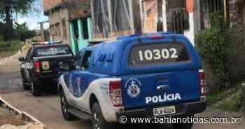 Paulo Afonso: Homem é preso ao ameaçar vítima quando ela registrava agressão; acusado enviou mensagem por celular - Bahia Notícias