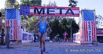 Sara Roel gana el Triatlón de Lagos de Moreno en categoría Élite - Periódico AM