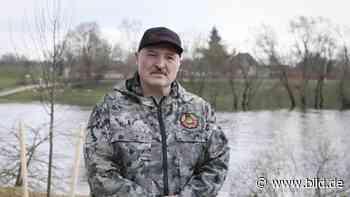 Anwälte zeigen Belarus-Diktator an: So erniedrigend werden Gefangene behandelt - BILD