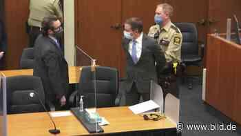 George Floyd: Killer-Cop-Anwalt fordert Neuauflage des Verfahrens - BILD