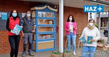 Gemeinde Wedemark stiftet Bücherschrank für Kinder und Jugendliche - Hannoversche Allgemeine