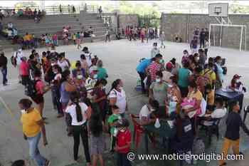 1.200 niños apureños desplazados a Arauquita no están estudiando: VOA - Noticiero Digital