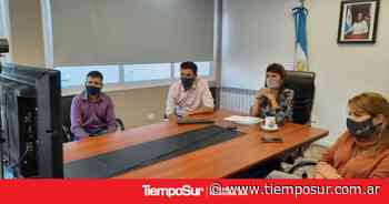 Autoridades provinciales se reunieron con IEASA, UTE y cámaras provinciales - Tiempo Sur
