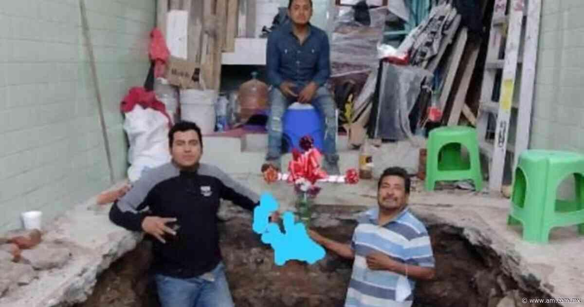 CDMX Metro. Melitón festeja con sus hijos a la Santa Cruz y horas después muere en el tren - Periódico AM