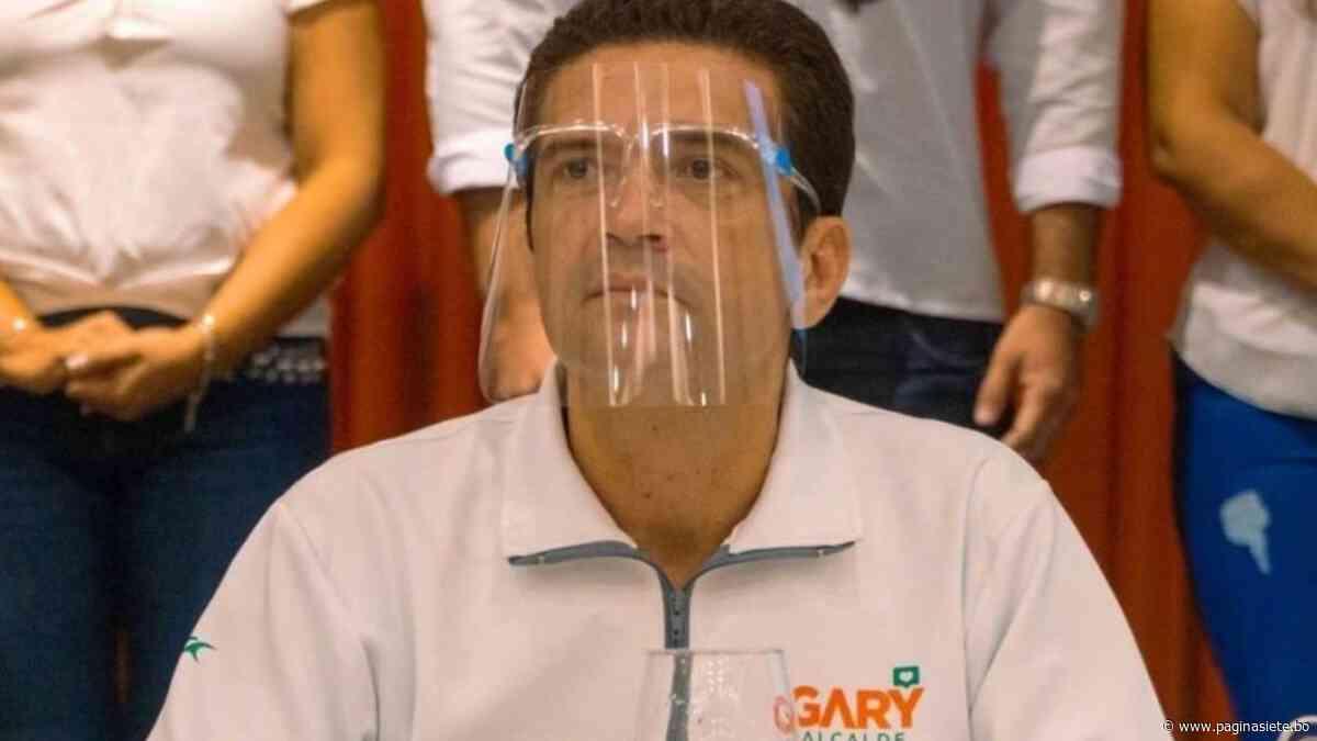 En Santa Cruz, Añez denuncia que el Alcalde entregó la administración edil al MAS - Diario Pagina Siete
