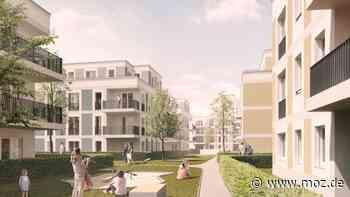 Immobilen: Pläne für ein neues Wohngebiet in Strausberg liegen nun vor - was darauf zu sehen ist - moz.de