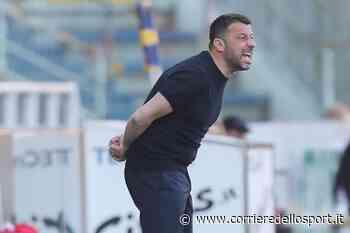 """Parma, D'Aversa: """"In campo con orgoglio. Non falsiamo il torneo"""" - Corriere dello Sport.it"""