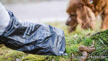 Stadt Waltrop ruft Bürger auf: Hundehaufen sammeln für den guten Zweck - 24VEST