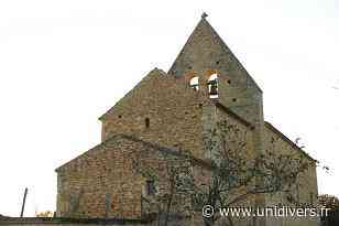 Eglise Saint Clair de Fontenilles Mazeyrolles - Unidivers