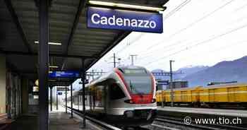 Tra Cadenazzo e Luino treni sospesi - Ticinonline